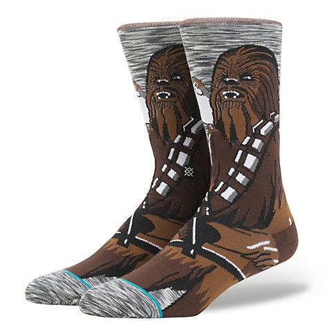 Chewbacca Stance strømper til voksne, Star Wars