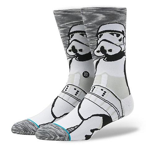 Stormtrooper Stance strømper til voksne, Star Wars