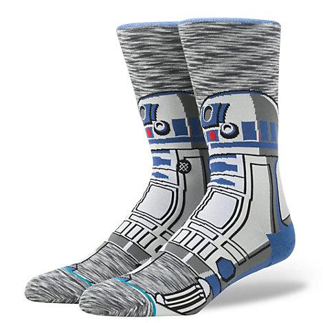 R2-D2 Stance strømper til voksne, Star Wars