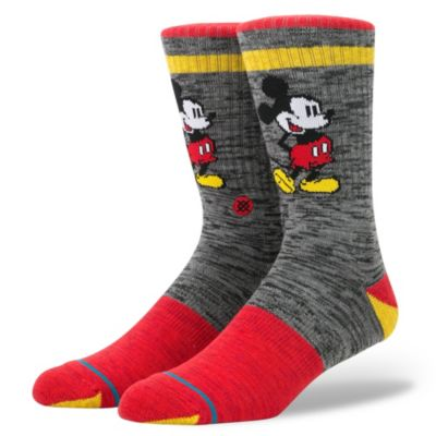 Chaussettes Mickey Club33 pour adultes