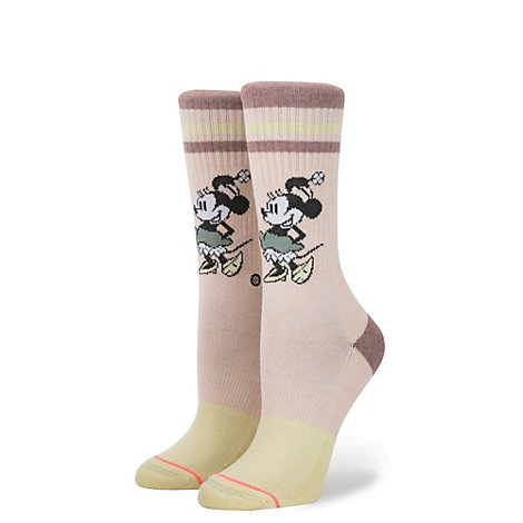Calcetines Vintage Minnie Mouse