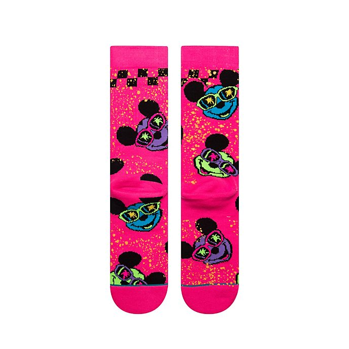 Stance 90th Surprise Party Mickey Mouse Socks For Adults