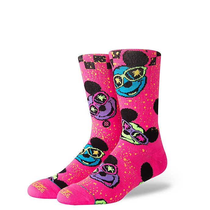 Stance 90th Surprise Party Mickey Mouse Socks For Kids