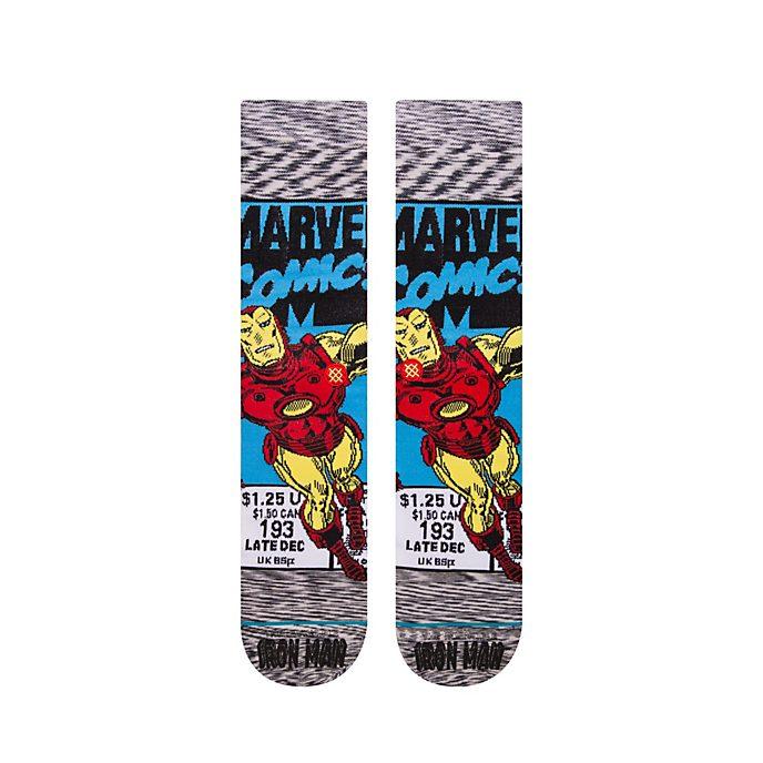 Stance - Iron Man Comic - Socken für Erwachsene