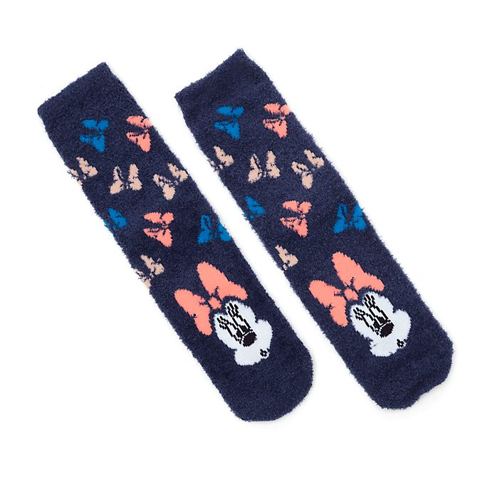 Disney Store Minnie Mouse Socks For Adults