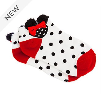 Disney Store Minnie Mouse Socks For Kids