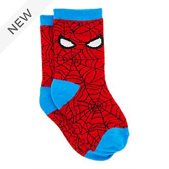Disney Store Spider-Man Socks For Kids