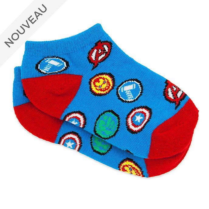 Disney Store Chaussettes Marvel pour enfants
