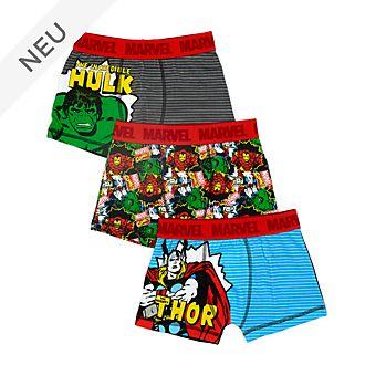 Disney Store - Marvel - Boxershorts für Kinder, 3er-Pack
