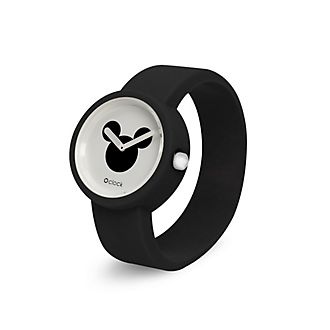 Obag Montre Oclock Mickey Mouse noire