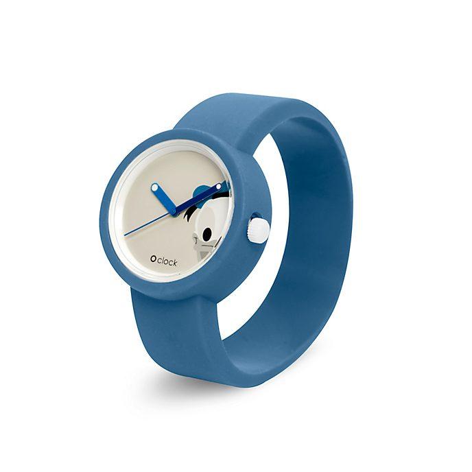 O Bag O Clock Donald Duck Blue Watch
