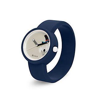 OBag OClock reloj Gilito McPato azul marino