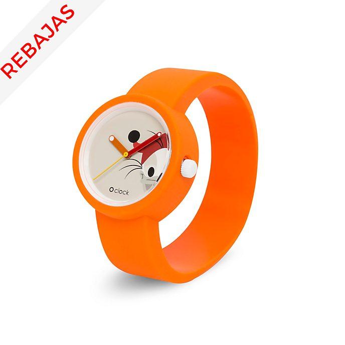 OBag OClock reloj Patoso naranja