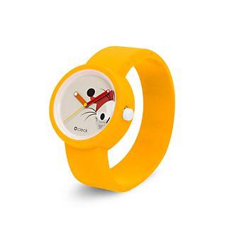 O Bag - O Clock - Dussel Duck - gelbe Armbanduhr