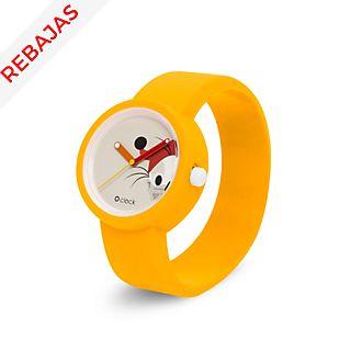 OBag OClock reloj Patoso amarillo