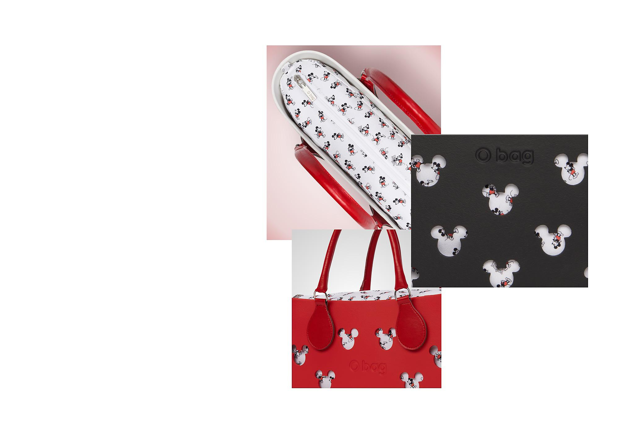 Essential Italian Style O Bag and Disney team up to create versatile and colourful bags with style.