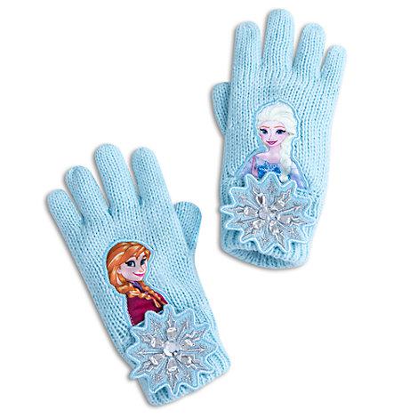 Die Eiskönigin - Völlig unverfroren Handschuhe für Kinder