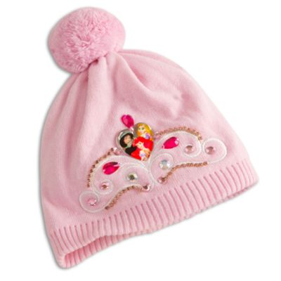 Disney Princess Beanie Hat For Kids