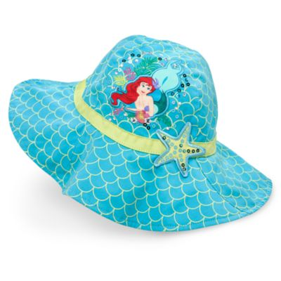 The Little Mermaid Swim Hat For Kids
