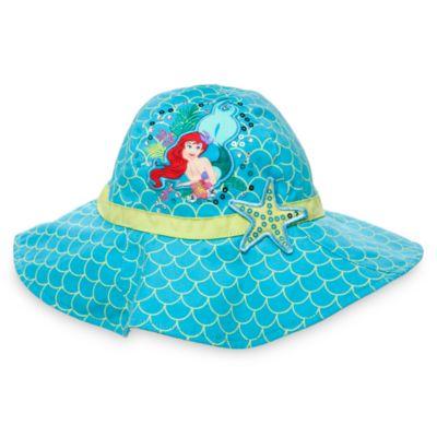 Chapeau de plage La Petite Sirène pour enfants