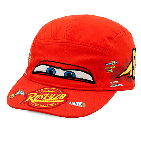 Lightning McQueen Cap For Kids, Cars 3