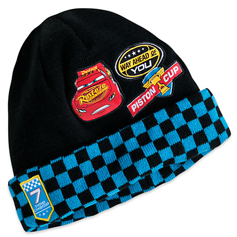 Lightning McQueen Hat For Kids, Disney Pixar Cars 3