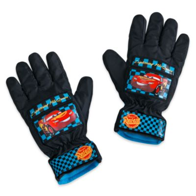 Lightning McQueen Gloves, Disney Pixar Cars 3