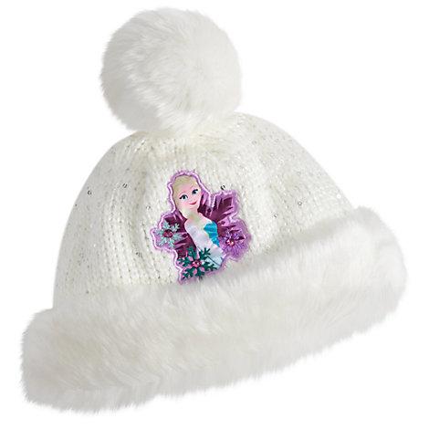 Gorro infantil Elsa, Frozen: El reino de hielo
