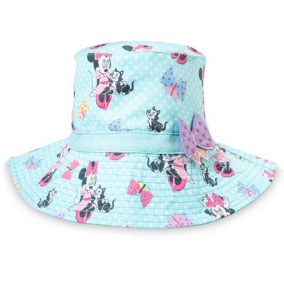 Chapeau de plage Minnie Mouse pour enfants
