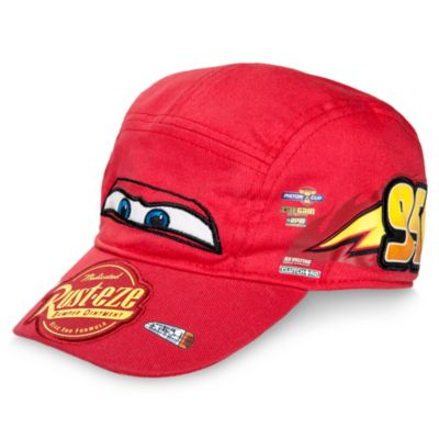 Lightning McQueen - Mütze für Kinder
