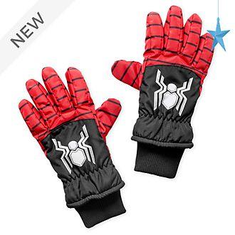 Disney Store Spider-Man Gloves For Kids