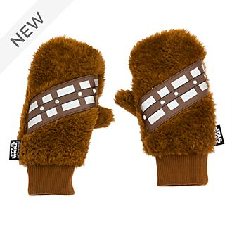 Disney Store Chewbacca Mittens For Kids