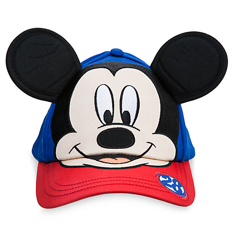 Roadster Racers Mickey Mouse Cap for Kids