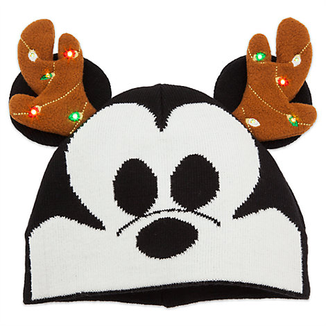 Mickey Mouse Hat For Adults