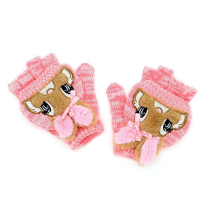 Disney Store Moufles convertibles Miss Bunny pour enfants, Bambi
