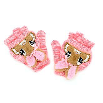 Disney Store Miss Bunny Gloves For Kids, Bambi