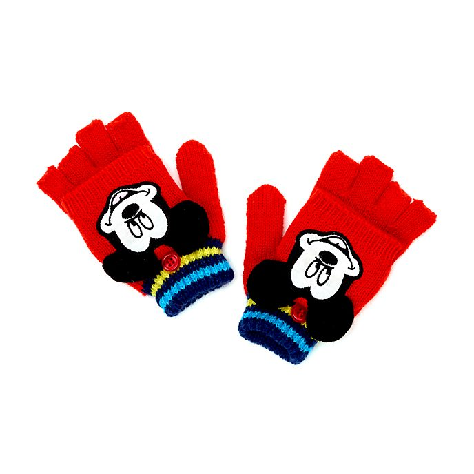 Guantes infantiles Mickey Mouse, Disney Store