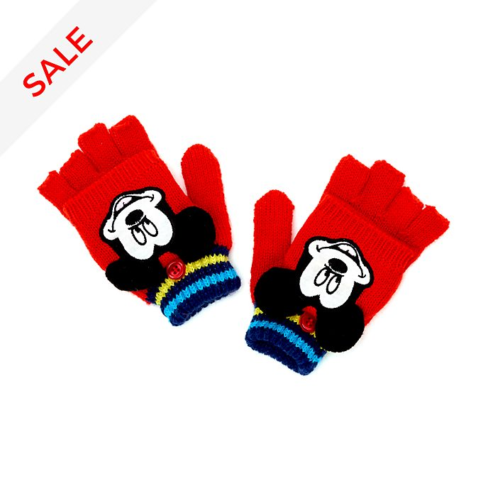 Disney Store Mickey Mouse Gloves For Kids
