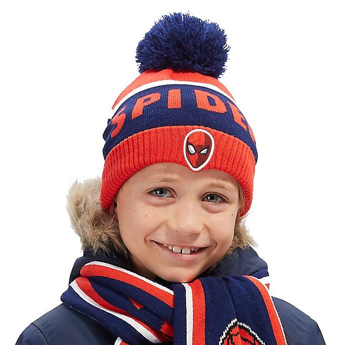 Disney Store Spider-Man Beanie Hat For Kids