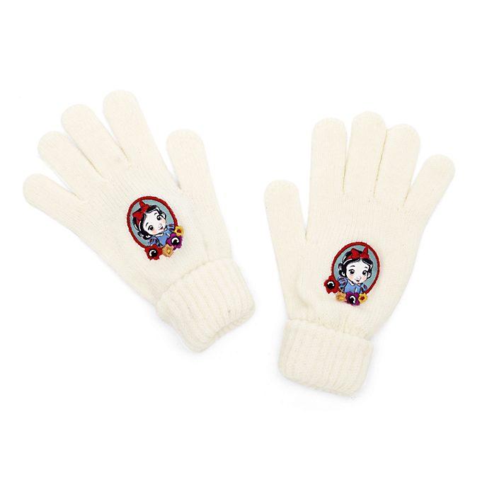 Disney Store Snow White Gloves For Kids, Disney Animators' Collection