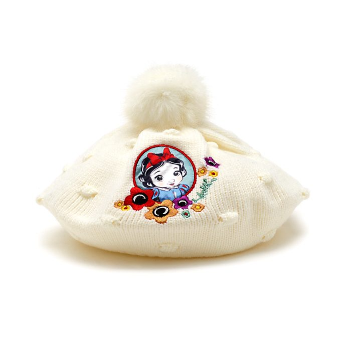 Disney Store Snow White Beret Hat For Kids, Disney Animators' Collection