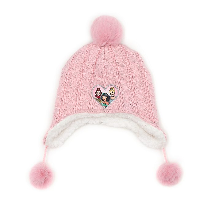 Disney Store Disney Princess Knitted Hat For Kids