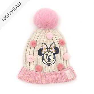 Disney Store Bonnet tricoté Minnie pour enfants