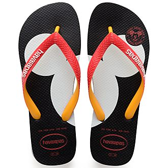 Havaianas Mickey's 90th Anniversary Opening Edition Flip Flops