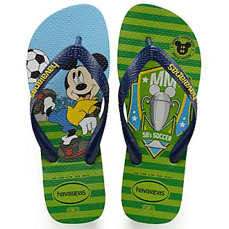 Havaianas Tongs Mickey 1950, 90e anniversaire de Mickey