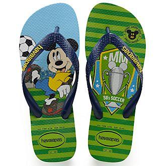 Havaianas Mickey's 90th Anniversary 1950 Flip Flops