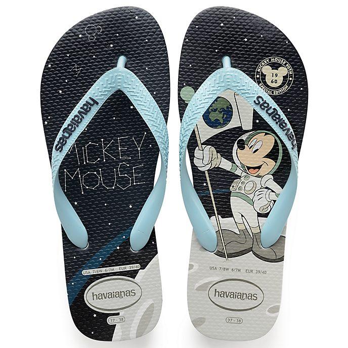 539a9e8b29516 Havaianas Mickey s 90th Anniversary 1960 Flip Flops