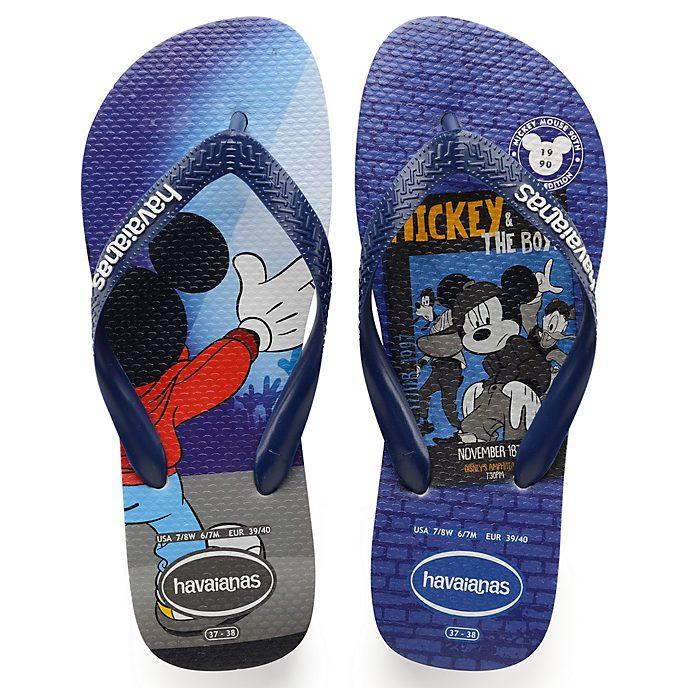 e79dfeec7 Havaianas Mickey s 90th Anniversary 1990 Flip Flops