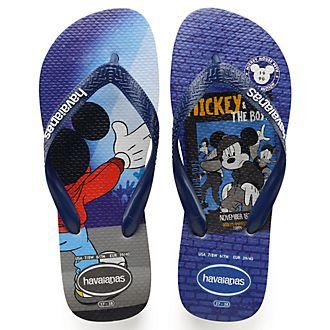 Havaianas Mickey's 90th Anniversary 1990 Flip Flops