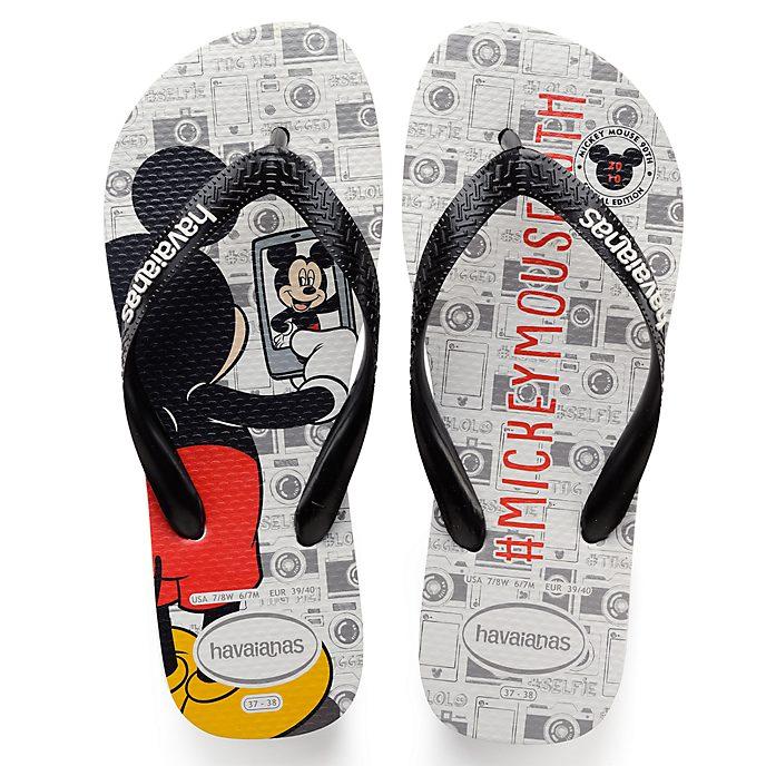 e5e8340d6 Havaianas Mickey s 90th Anniversary 2010 Flip Flops